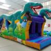 Dino Rex Springkussen